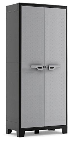 KIS Armadio portascope grigio da esterno impermeabile Titan Multispace
