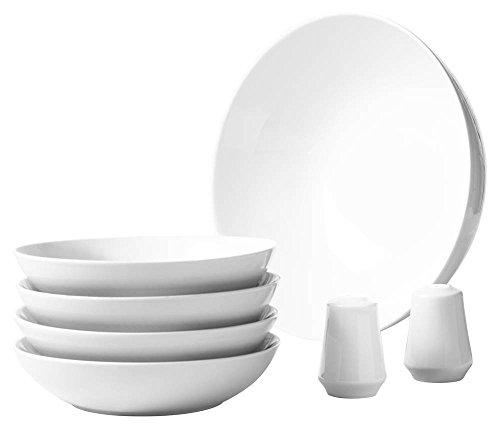 7-Pc Coupa Pasta Set (7pc Glass Salad Bowl Set compare prices)