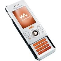 Sony Ericsson W580i Style White Handy ohne Branding