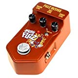 V2AF Angry Fuzz and Octave Distortion Pedal