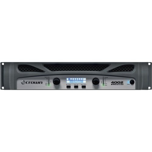 Crown XTi4002 1200w Per Channel @ 4 ohms Power Amplifier (Crown Power compare prices)