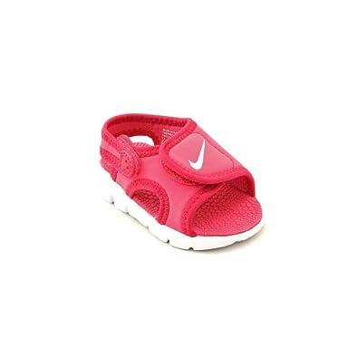 Nike Sunray Adjust 4 Infant Baby Girls Pink Open Toe Size