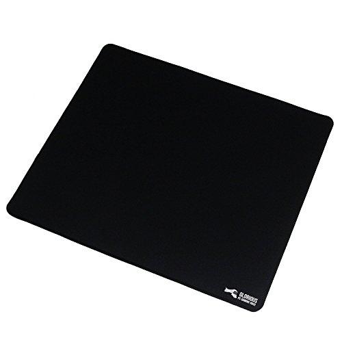 """Glorious XL-Tappetino/Pad per Mouse da Gaming, spesso, misura grande, con cuciture agli angoli, 5-Tappetino per Mouse, 6 mm, lunghezza 40,64 cm (16"""") x 45,72 cm ((18 G-HXL)"""