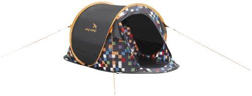 easy camp pop up zelt antic pixel 120036 2 personen test zelte test. Black Bedroom Furniture Sets. Home Design Ideas