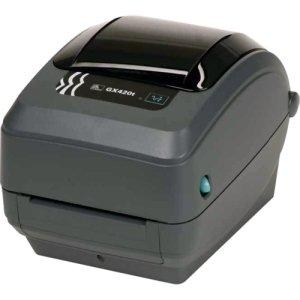Zebra Z4M Plus Industrial TT//DT Printer Z4M00-2001-0000 Ethernet Network 200 DPI