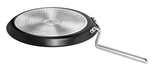 Hawkins Futura IQ45 Non-stick Induction Compatible Flat Tava Griddle, 10-inch (Griddle For Induction compare prices)