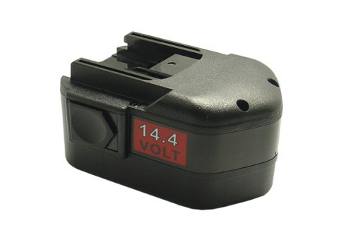 14.40V,1500mAh, Ni-Cd,Replacement Tools Battery for MILWAUKEE 0511-21, 0512-21, 0512-25, 0513-20, 0513-21, 0514-20, 0514-24, 0514-52, 0516-20, 0516-22, 0516-52, 0612-20, 0612-22, 0612-26, 0613-20, 0613-24, 0614-20,48-11-1000, 48-11-1014, 48-11-1024