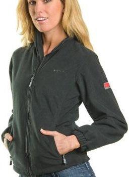 Cheap Venture Heat Heated Fleece Jacket for Women w/ 3 Temperature