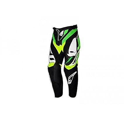 Pantalon ufo revolution noir/vert t.44 (eu) - 36 (us) - Ufo 43350944