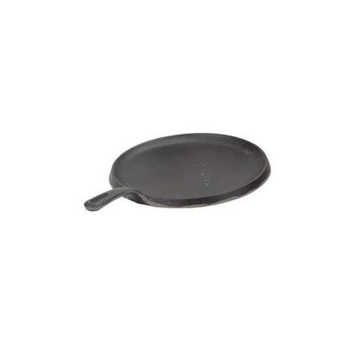 Royal Industries Griddle, Cast Iron, 10.5''