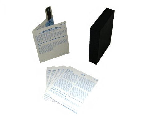 American Educational Microslide Mechanisms for Survival Lesson Plan Set