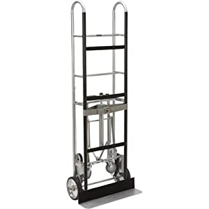 Heavy duty dolly moving hand truck wheels appliances for Furniture hand truck