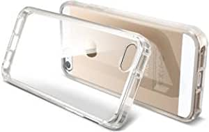 Backer The Brand Back Cover For Apple iPhone 5S - Transparent