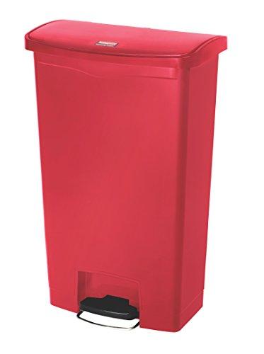 rubbermaid-slim-step-bin-68-litre-red-ref-1883568