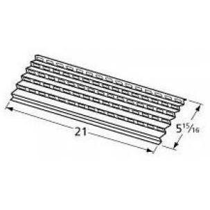 Music City Metals 94091 Stainless Steel Heat Plate Replacement for Select Viking Gas Grill Models