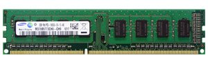 Samsung 4GB 2X2GB RAM Tribute for Acer Aspire X3400-U2012 DDR3 DIMM 240pin PC3-10600 1333MHz Thought Module Upgrade