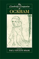 The Cambridge Companion to Ockham (Cambridge Companions to Philosophy)