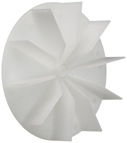 Broan/Nutone FB460 Plastic Vent Fan Impeller (Broan Fan Wheel compare prices)