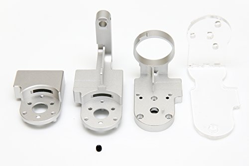 DJI Phantom 3 Gimbal Yaw & Roll Arm & Cover Set Replacement Repair Parts (Phantom Replacement Motor compare prices)