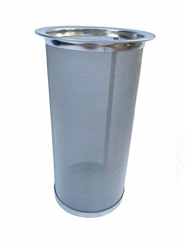 NISPIRA Quart Mason Jar Cold Brew Coffee Maker and Iced Tea Maker (Half Gallon Canning Jars compare prices)