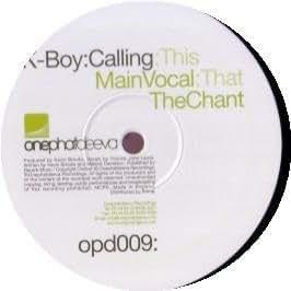 K-Boy / Calling