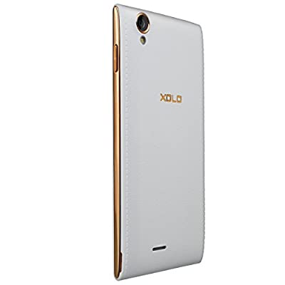 XOLO A550S IPS DUAL SIM 5MP CAM (White) Mobile Phone