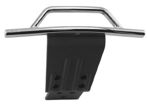 RPM Traxxas Slash 4x4 Front Bumper and Skid Plate, Chrome (Slash 4x4 Rpm Bumper compare prices)