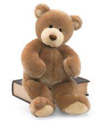 "Gund Hazel Teddy Bear 13.5"" from Gund"