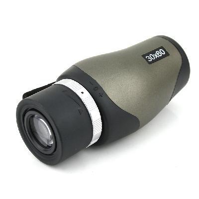New Hiking Bird Watching Camping 30X60 Adjustable Monocular Focus Telescope