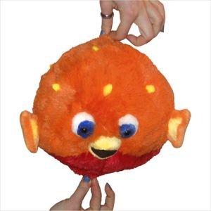 Squishable mini 7 pufferfish toys games for Puffer fish stuffed animal