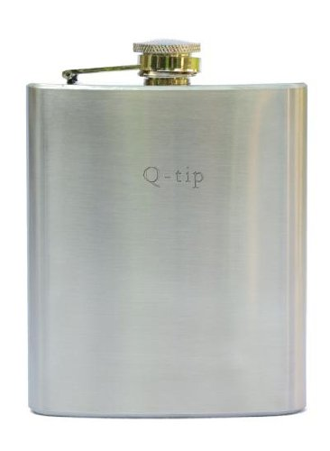 stainless-steel-flask-engraved-name-q-tip-first-name-surname-nickname