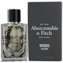 Abercrombie and Fitch Woods Cologne Spray for Men, 1.7