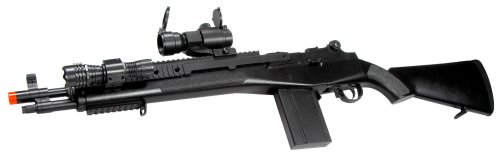 TSD Sports S.O.C.16 Bolt Action Spring Powered Airsoft Snipe