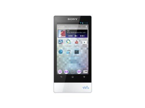 SONY ウォークマン Fシリーズ [メモリータイプ] 16GB ホワイト NW-F805/W