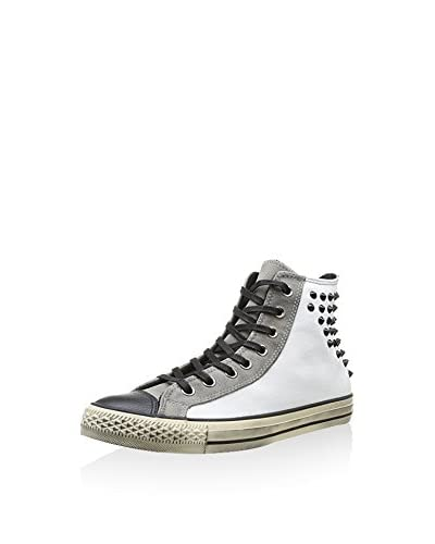 Converse Hightop Sneaker All Star Hi weiß/grau