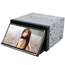 See 6.95 2Din Sliding Type Car DVD Player with GPS / WIFI / Bluetooth / IPOD / ISDB-T 2619MX Details