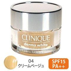 クリニーク ダーマ ホワイト クリーム メークアップ 15 #04 30ml