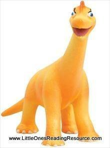 Dinosaur Train Ella Brachiosaurus