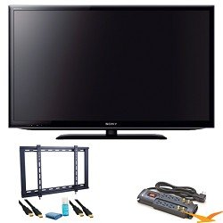 Sony KDL40EX640 - 40 inch 120hz LED EX640 Internet TV Value Bundle