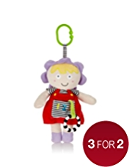 Play & Go Activity Doll