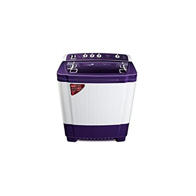 Videocon VS85P18 Virat Ultima+ Semi-automatic Top-loading Washing Machine (8.5 Kg, Royal Purple)