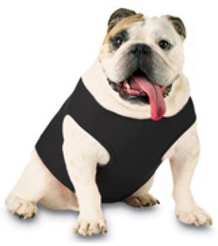 Doggie Skins Baby Rib Tank - Black (M) - 3902 Doggie Skins Baby Rib Tank : Black (M) Recruit Your Best Friend To Carry Your Logo. 100% Combed Ringspun Cotton (Heather Is 90/10) 1X1 Baby Rib 5.8-Oz. D