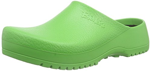 Birki  SUPER BIRKI  AS,  Sandali unisex adulto, Verde (Grün (APPLE GREEN)), 44