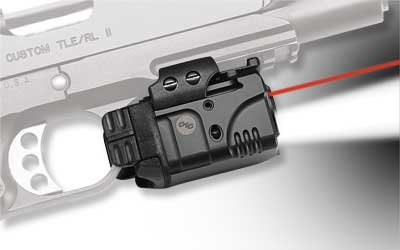 Crimson Trace CMR-205 Rail Master Pro Universal Red Laser Sight & Tactical Light by Crimson Trace Corporation