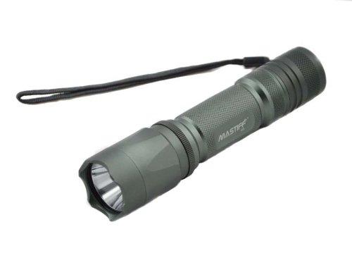Mastiff G2 3 Watt 365Nm Ultraviolet Radiations Uv Blacklight Led Curing Lamp Flashlight Torch