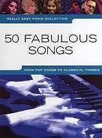 Really Easy Piano Fabulous Songs