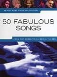 echange, troc Collectif - Really Easy Piano Fabulous Songs