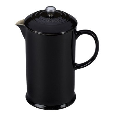 Le Creuset French Press - Black