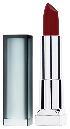 Maybelline New York Color Sensational Matte Rossetto, 970 Daring Ruby