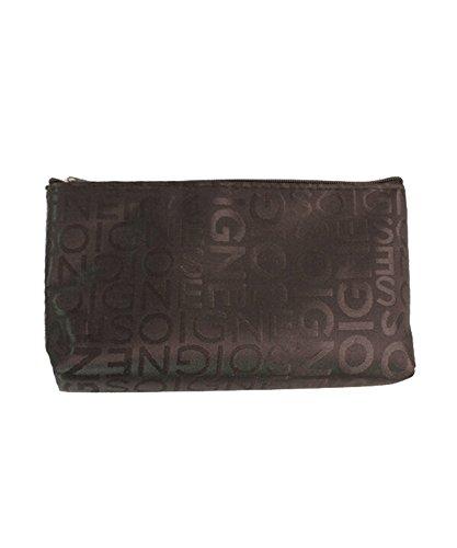 DAYAN Lettere pattern Makeup Cosmetic Pouch borsa per Girl Radom Colore Colore Multi Colore
